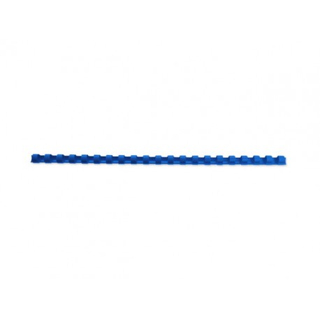 Bindrug GBC 14mm 21-R blauw/doos 100