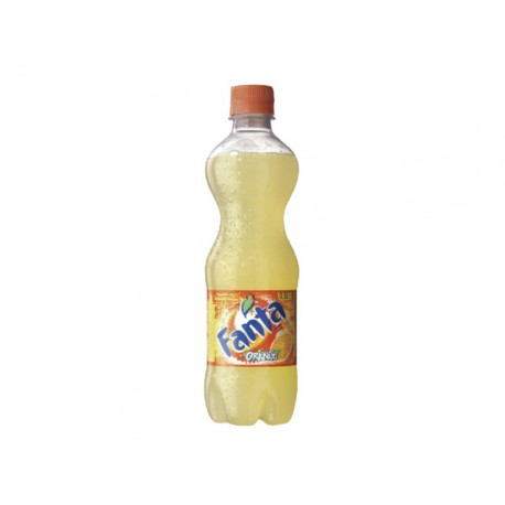 Frisdrank Fanta Orange 0,5L petfl/pk 12