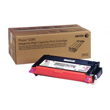 Toner Xerox Phaser 6280 6K HC magenta