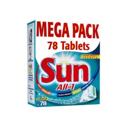 Vaatwastablet Sun all-in-one/ds 78