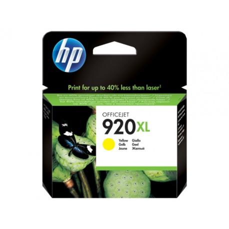 Inkjet HP CD974AE 920XL geel