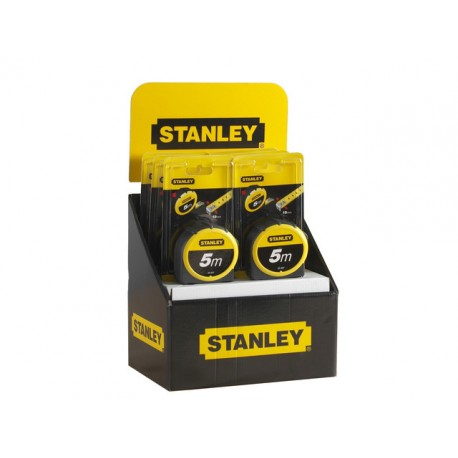 Rolbandmaat Stanley Tylon 5mtr 0-30-697