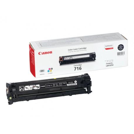 Toner Canon CRT-716BK zwart