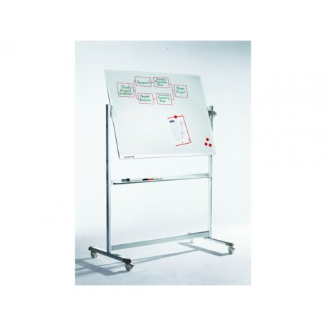 Whiteboard kantel Lega emaille 200x100