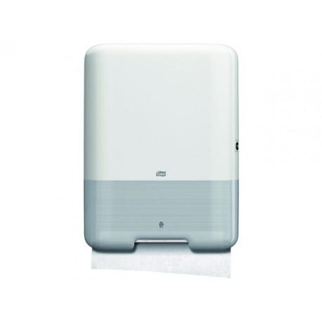 Handdoekdispenser Tork ZZ-fold wit