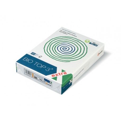 Papier Biotop 3 A4 80g/pallet 40x2500v