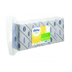 Handdoek Kleenex 2L 21,5x31,5cm wt/5x124