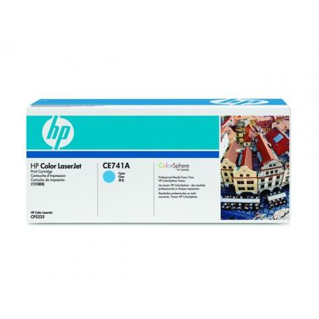 Toner HP CE741A 7K cyan