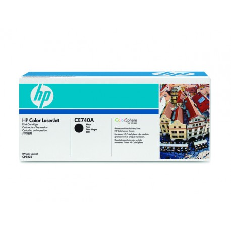 Toner HP CE740A 7K zwart