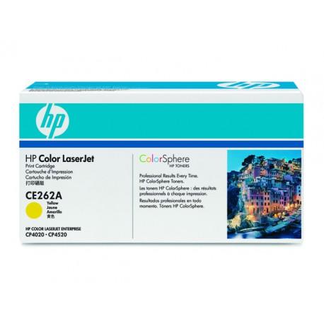 Toner HP CE262A 11K geel