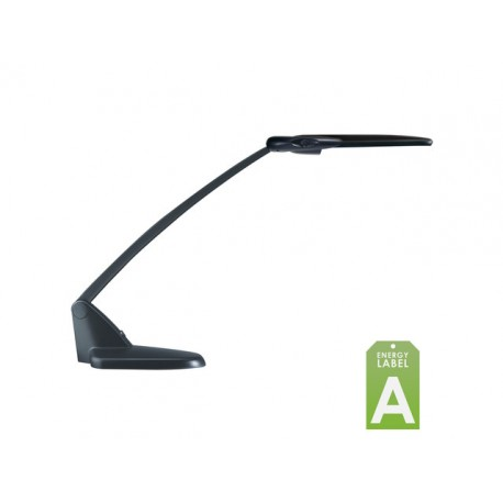 Bureaulamp Unilux Bio zwart