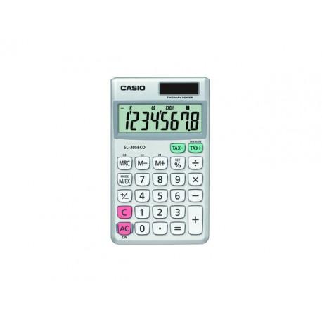 Rekenmachine Casio SL-305ECO Solar