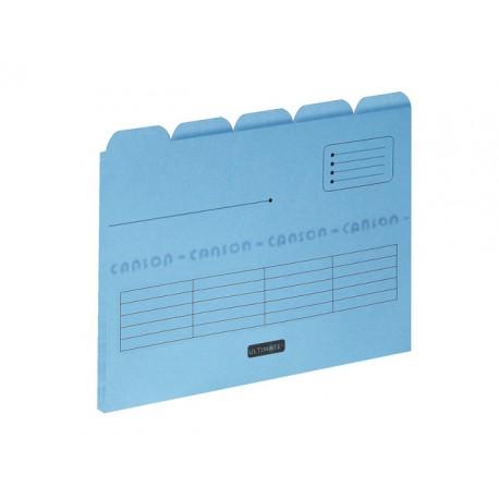 Tabmap ELBA Ultimate A4 240g blauw/pak 5