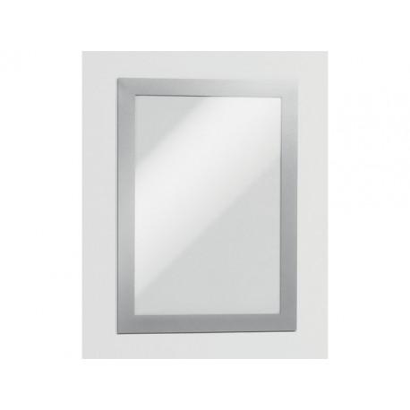 Duraframe Durable A5 zilver/pk 2