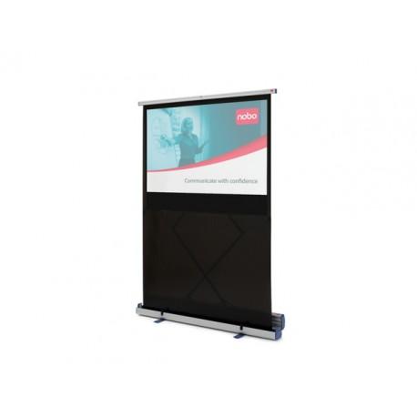 Projectiescherm nobo portable 175x109