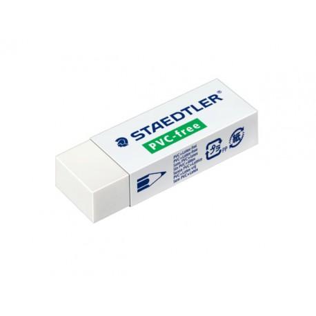 Gum Staedtler PVC-vrij 65x23x13 wit