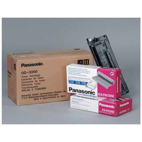 TONER PANASONIC UF-7100 ZWART
