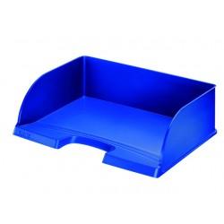 Brievenbak Jumbo Plus folio dwars blauw