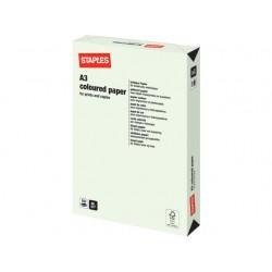 Papier SPLS A3 80g lichtgroen/pak 500v