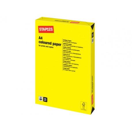 Papier SPLS A4 120g felgeel/pak 250v