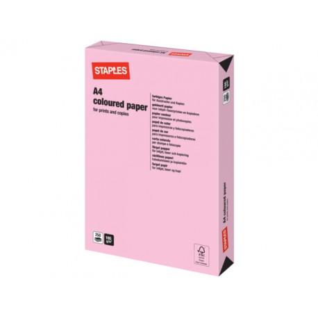 Papier SPLS A4 160g flamingo/pak 250v