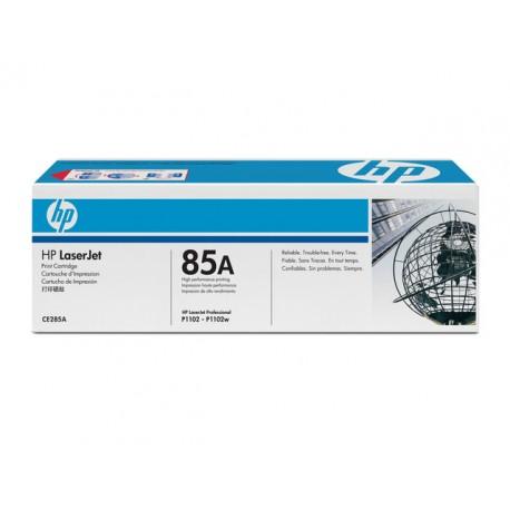 Toner HP CE285A 1.6K zwart