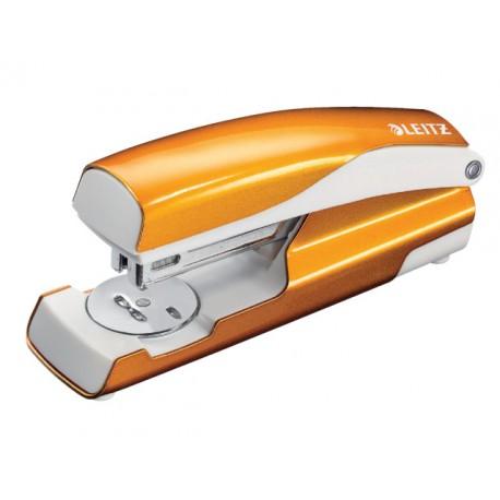 Nietmachine Leitz WOW 5502 oranje met.