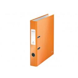 Ordner Leitz WOW 50mm A4 karton oranje