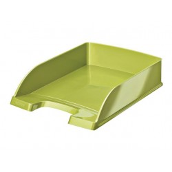 Brievenbak Leitz Plus WOW groen metallic