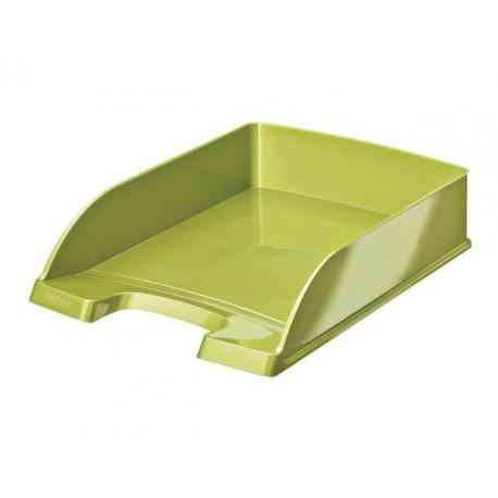 Brievenbak Leitz Plus WOW groen metallic