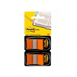 Index Post-It 50 tabs oranje/pak 2
