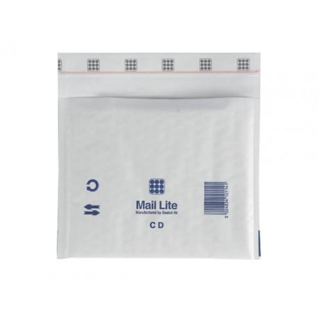Luchtkussenenvelop MailLite C/DVD wt/100