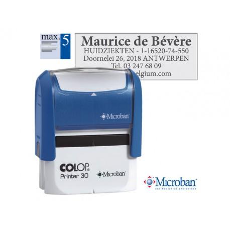 Stempel Colop Printer 30 47x18mm
