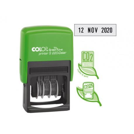 Stempel Colop Printer S220 datum GL NL