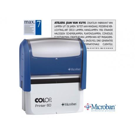 Stempel Colop Printer 60 76x37mm