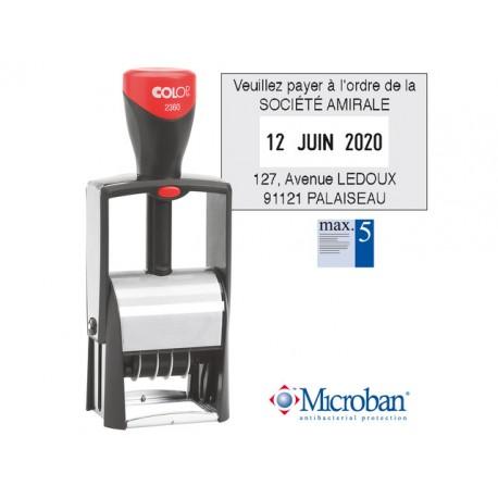 Stempel Colop Classic 2360 45x30mm FR
