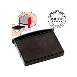 Inktkussen Colop E/2300 zwart/pak 2