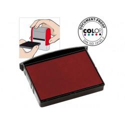 Inktkussen Colop E/2300 rood/pak 2