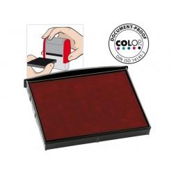 Inktkussen Colop E/2800 rood/pak 2