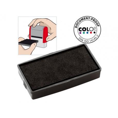 Inktkussen Colop E/20 zwart/pak 2