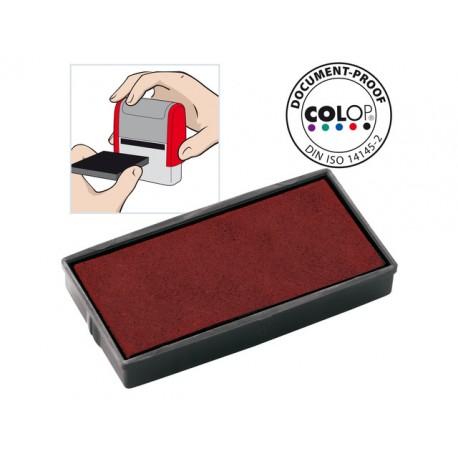 Inktkussen Colop E/30 rood/pak 2