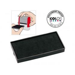 Inktkussen Colop E/40 zwart/pak 2