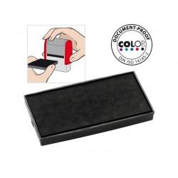 Inktkussen Colop E/50 zwart/pak 2