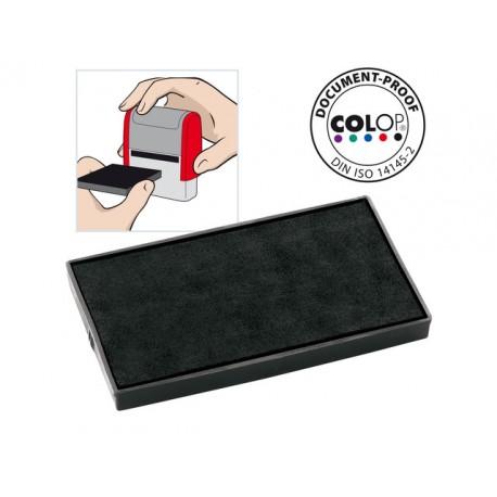 Inktkussen Colop E/60 zwart/pak 2