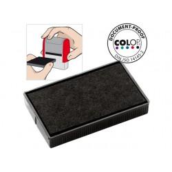 Inktkussen Colop E/200 zwart/pak 2
