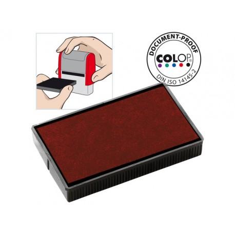 Inktkussen Colop E/200 rood/pak 2