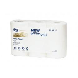 Toiletpapier Tork soft 3-lgs/pk6x248v