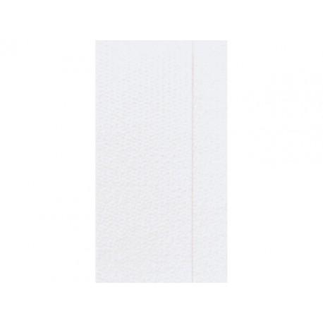 Servet Duni 33x33cm 1lgs wit/pk 750