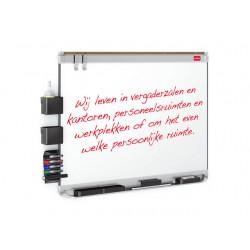 Whiteboard nobo Prestige emaille 90x60