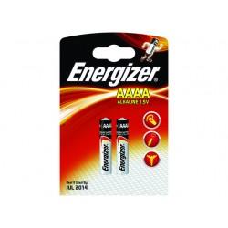 Batterij Energizer AAAA/pak 2